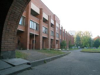Производственный корпус Колледжа